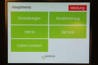 Sanevo Home Energy Control Regelung (Bild: Sanevo)