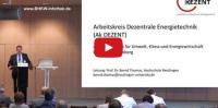 Aufzeichnungen von der 4. Stuttgarter KWK-Tagung