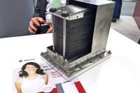 ISH 2015: Kernstück der Elcore 2400 ist ein HT-PEM-Brennstoffzellenstapel
