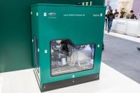 ISH 2015: SenerTec Dachs Pro 20 (Volkswagen EcoBlue) in neuer Generation