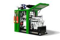 Das G-Box 50 BHKW (Bild: 2G Energietechnik)