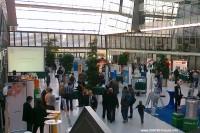 BHKW-Ausstellung auf dem 7. BHKW-Info-Tag 2011 (Bild: BHKW-Forum)