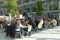7. BHKW-Info-Tag Cateringbereich (Bild: Bruno Beyer)