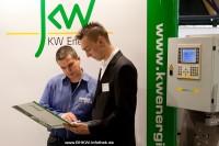 Die Ausstellung auf den BHKW-Info-Tagen in Fürth