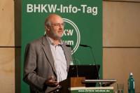 Die Vorträge auf den 8. BHKW-Info-Tagen 2012
