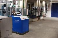 Energiewerkstatt ASV BHKW in einer Heizzentrale (Bild: energiewerkstatt)