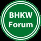 Logo des BHKW-Forum e.V.