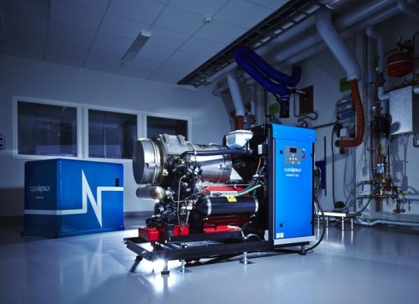 Cleanergy GasBox 901 Herstellerbild (Foto: CLEANERGY AB)