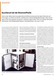 Cover: Durchbruch der Brennstoffzelle (Energiedepesche Heft 1/2012)