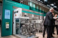 ISH 2015: Vaillant EcoPower 20.0