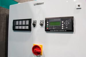 Steuerung des Vaillant EcoPower 20.0