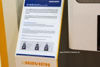 ISH 2015: Navien Hybrigen NCM-1030HH
