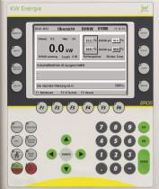 BHKW-Steuerung BR06 mit LAN von KW Energie