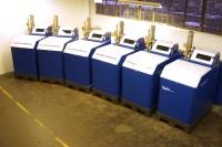 Energiewerkstatt ASV BHKW vor der Auslieferung (Bild: energiewerkstatt)