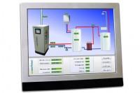 Touchscreen des neoTower (Bild: RMB/Energie)