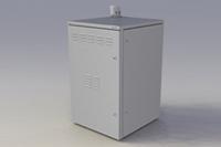 CFCL BlueGen Brennstoffzellen-BHKW (Bild: CFCL)