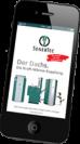 Dachsportal App für iOS und Android (Bild: Senertec)