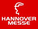 Logo der Hannover Messe (Grafik: Deutsche Messe AG)