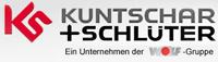 Kuntschar und Schlüter Logo (Grafik: Wolf Heiztechnik)