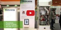Vorschaubild: Navien zum Hybrigen auf ISH 2015