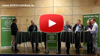 Video der energiepolitischen Podiumsdiskussion des BHKW-Forum e.V. zur Bundestagswahl 2013