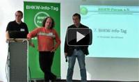 Politische Diskussion auf dem 7. BHKW-Info-Tag (Bild: BHKW-Infothek)