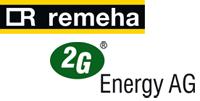 Remeha und 2G beschließen Kooperation (Titelgrafik: De Dietrich Remeha GmbH und 2G Energy AG)