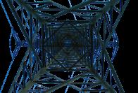 Strommast (Foto: Louis-F. Stahl)