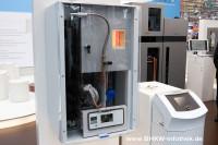 Die 5. Brennstoffzellengeneration von Vaillant (Foto: BHKW-Infothek)