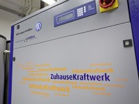 Volkswagen ZuhauseKraftwerk EcoBlue (Foto: Volkswagen)