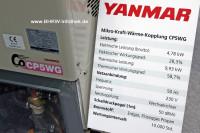 Yanmar CP5WG auf der Hannover Messe 2013