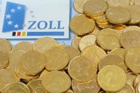 Goldtaler mit Zoll Logo (Bild: Bundesministerium der Finanzen)